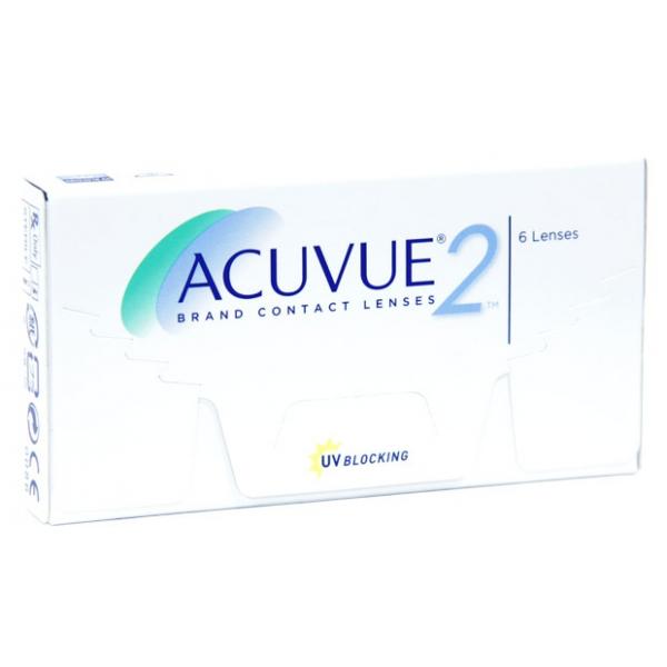 Acuvue 2 (6 линз)